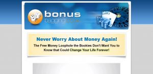 bonus-bagging risk free matched betting