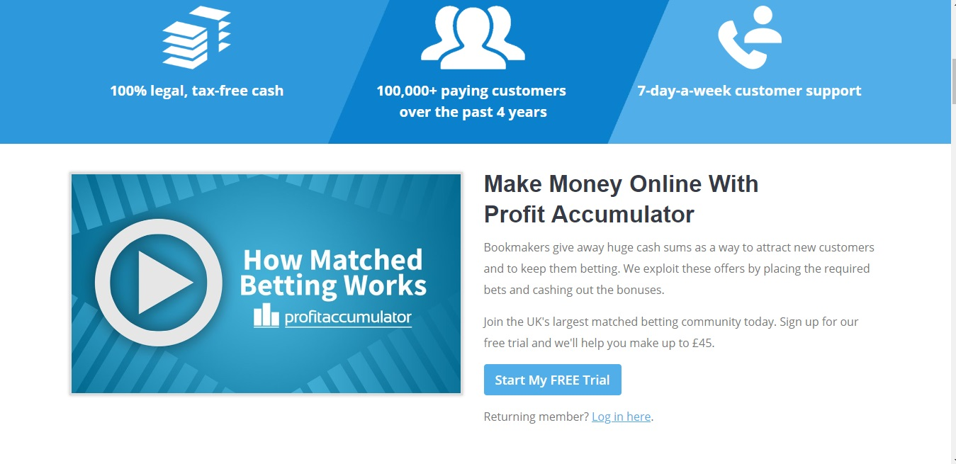 Matched betting reload offersubmission mineria de bitcoins for sale